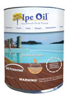 IPE Oil Wood Stain